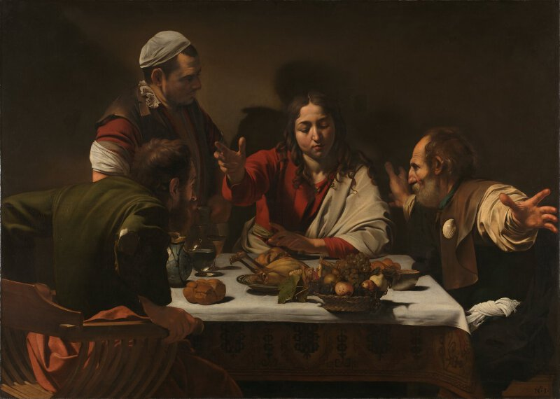 Image result for London National Gallery emmaus