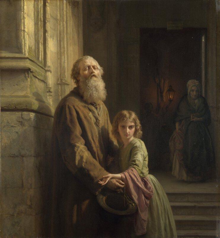 Josephus Laurentius Dyckmans The Blind Beggar Ng600