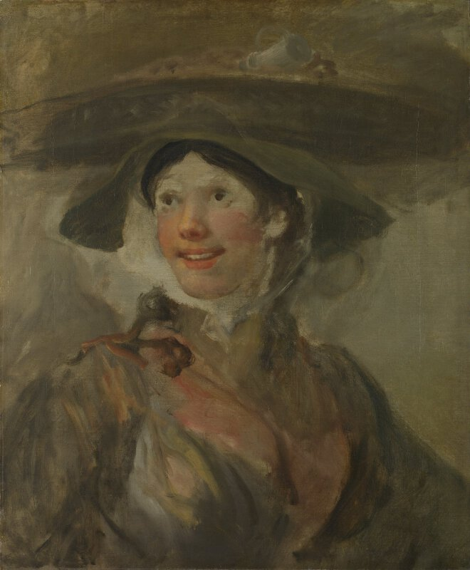 William hogarth the shrimp girl ng1162 national for William hogarth was noted for painting