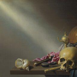 Harmen Swyck Still Life An Allegory Of The Vanities Human Ng1256 National Gallery London