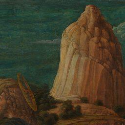 Andrea Mantegna | The Agony in the Garden | NG1417 | National