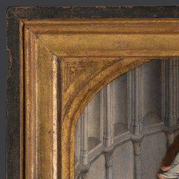 After Robert Campin | The Virgin and Child in an Apse with