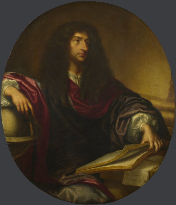 Portrait of an Astronomer