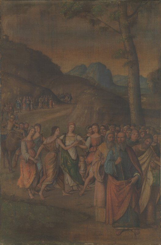 The Story of Moses (The Dance of Miriam)