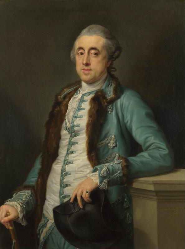 Pompeo Girolamo Batoni Portrait Of John Scott Of