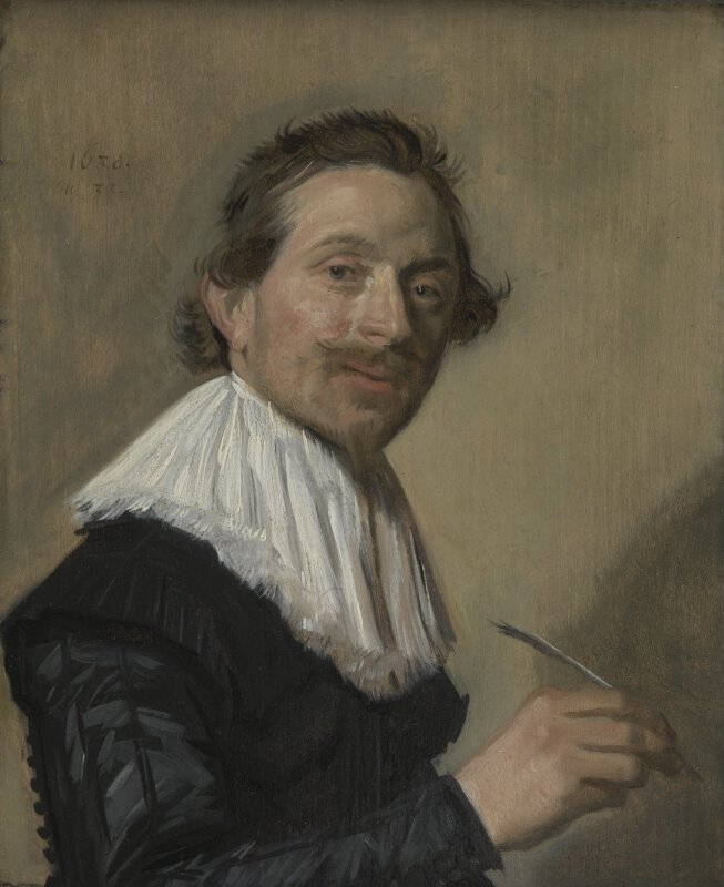 Portrait of Jean de la Chambre at the Age of 33