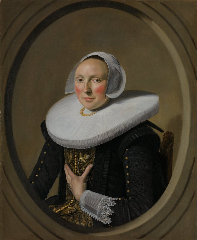 Portrait of a Woman (Marie Larp?)