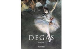 Books about Degas