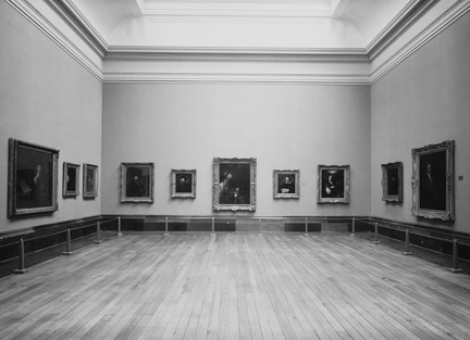 Photograph of Mond Room, 30 August 1950, National Gallery Archives. Photo © The National Gallery, London