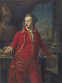 Batoni, 'Sir Gregory Page Turner, 3rd Bt' 1768-9