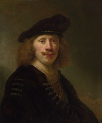 Flinck, 'Self Portrait aged of 24', 1639