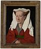 Margaret, the Artist's Wife