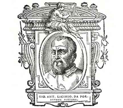 Pordenone, Giovanni Antonio