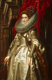 Rubens, 'Marchesa Brigida Spinola Doria', about 1605-6