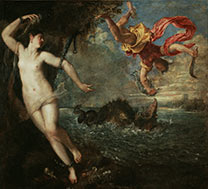 Titian, 'Perseus and Andromeda', probably 1554-1556