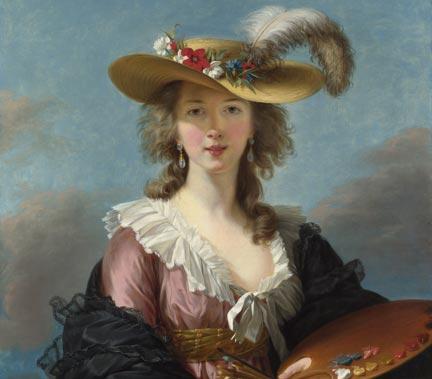 Vigée Le Brun, Elizabeth Louise