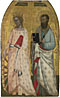 Saints Catherine and Bartholomew