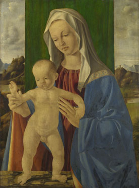 Marco Basaiti: 'The Virgin and Child'