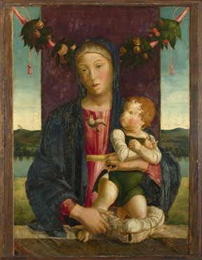 Lazzaro Bastiani: 'The Virgin and Child'