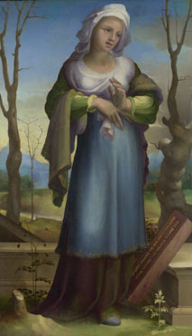 Domenico Beccafumi: 'Marcia'