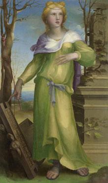 Domenico Beccafumi: 'Tanaquil'