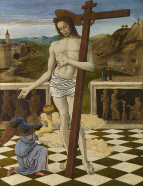 Giovanni Bellini: 'The Blood of the Redeemer'