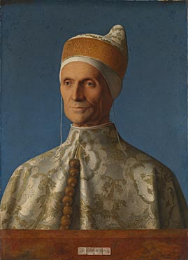 Giovanni Bellini: 'The Doge Leonardo Loredan'