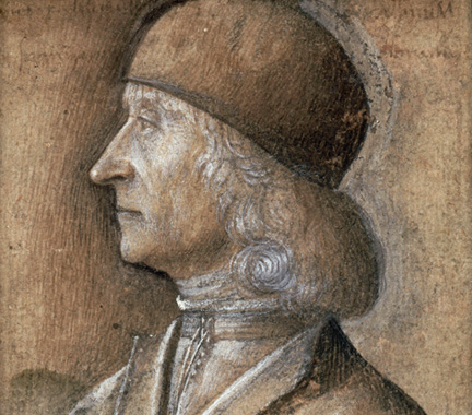 Portrait of Giovanni Bellini