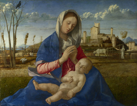 Madonna Of The Meadow pic