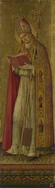 Benvenuto di Giovanni: 'Saint Nicholas'