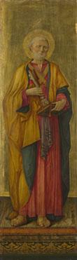 Benvenuto di Giovanni: 'Saint Peter'