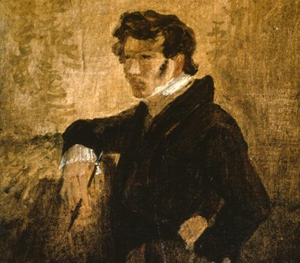 Portrait of Jean-Carl Blechen