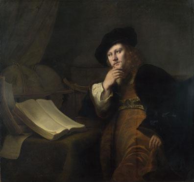 Ferdinand Bol: 'An Astronomer'