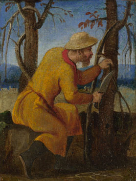 Style of Bonifazio di Pitati: 'The Labours of the Months: March'