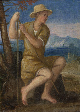 Style of Bonifazio di Pitati: 'The Labours of the Months: May'