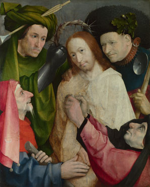 Hieronymus Bosch: 'Christ Mocked (The Crowning with Thorns)'