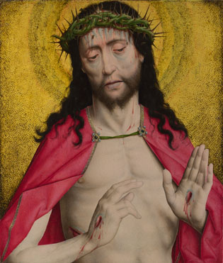 Dirk Bouts: 'Christ Crowned with Thorns'