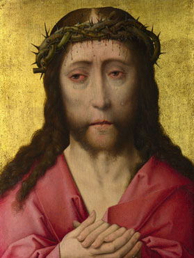 Workshop of Dirk Bouts: 'Christ Crowned with Thorns'