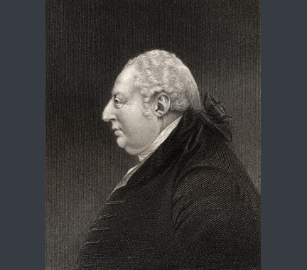 Francis Egerton 3rd Duke and 6th Earl of Bridgwater, about 1835
