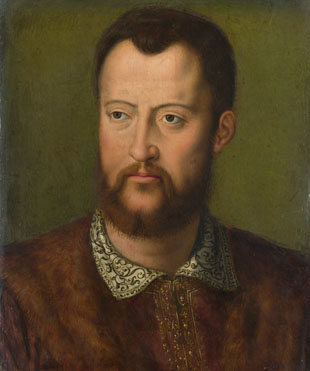 After Bronzino: 'Portrait of Cosimo I de' Medici, Grand Duke of Tuscany'