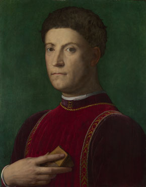 Bronzino: 'Portrait of Piero de' Medici ('The Gouty')'