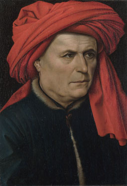 Robert Campin: 'A Man'