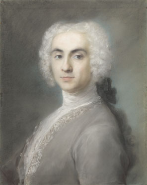 Rosalba Giovanna Carriera: 'Portrait of a Man'