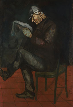 Paul Cézanne: 'The Painter's Father, Louis-Auguste Cézanne'