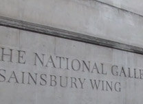 National Gallery The Sainsbury Wing