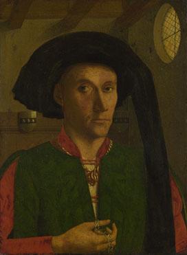 Petrus Christus: 'Edward Grimston'