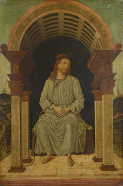 Attributed to Antonio Cicognara: 'Mystic Figure of Christ'