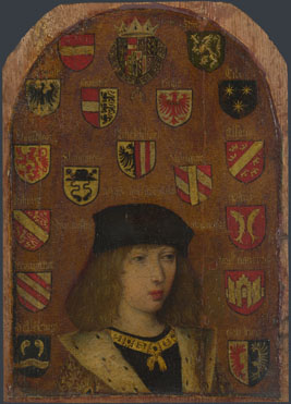 Attributed to Pieter van Coninxloo: 'Philip the Handsome'