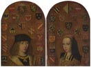 Diptych: Philip the Handsome and Margaret of Austria