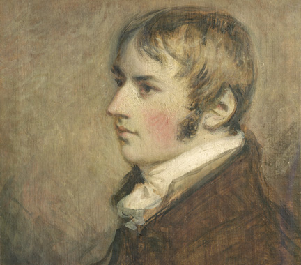 Portrait of John Constable